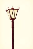 Classic street lamp Stock Photography