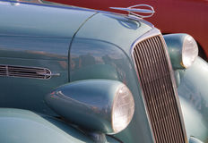 Classic 1936 Studebaker Automobile Royalty Free Stock Photos