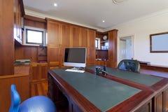 Classic study room Stock Image