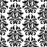 Classic style Acanthus ornament pattern Stock Photo