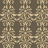 Classic style acanthus pattern Royalty Free Stock Image