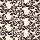 Classic style acanthus pattern Stock Photo