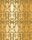 Classic style Acanthus pattern Stock Image