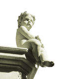 Classic Style Boy Sculpture Stock Images
