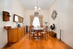 Classic Style Dining Room Royalty Free Stock Images