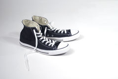 Classic Style Sneakers Royalty Free Stock Photos