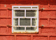 Classic style window Royalty Free Stock Image