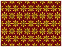 Classic styles pattern. Traditional thai classic style pattern Royalty Free Stock Photo