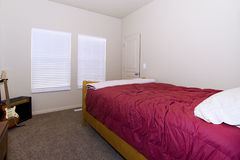 Classic Stylish Bedroom Stock Photos