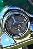 Classic Tail Light. A close-up photo of a classic car tail light Royalty Free Stock Images