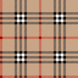Classic tartan Royalty Free Stock Images