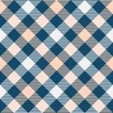 Classic tartan and buffalo check plaid seamless patterns. Vector eps 10 vector illustration