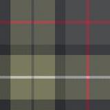 Classic tartan check plaid seamless pattern. Vector illustration stock illustration
