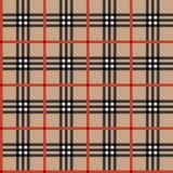 Classic tartan fabric. Seamless pattern Stock Photos