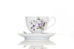 Classic tea cup Royalty Free Stock Photos