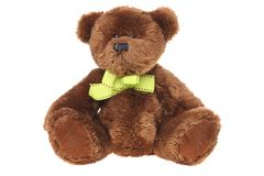 Classic teddy bear Stock Photo