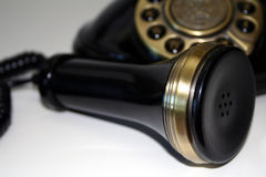 Classic Telephone. Classic phone at home Stock Photography