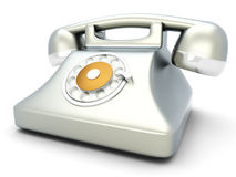 Classic Telephone Stock Photos