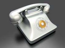 Classic Telephone Royalty Free Stock Images