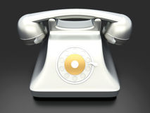 Classic Telephone Royalty Free Stock Photo