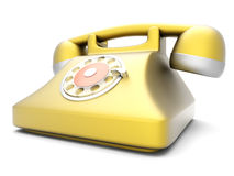 Classic Telephone Royalty Free Stock Image
