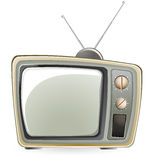 Classic television Royalty Free Stock Image