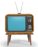 Classic television Royalty Free Stock Photography