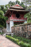 Classic Temple of Literature Royalty Free Stock Photos
