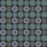 Classic Textile Design Pattern Royalty Free Stock Image