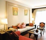 Classic thai room Stock Image
