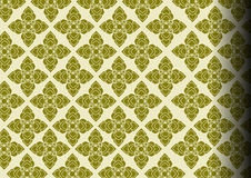 Classic Thai Style Seamless Pattern Stock Images