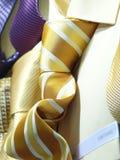 Classic ties Stock Image