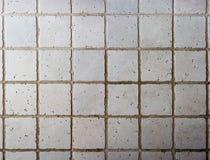 Classic tile floor background Stock Photo