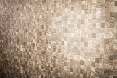 Classic tile wall Royalty Free Stock Image