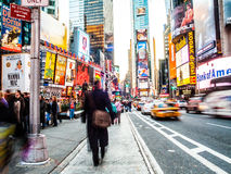 Classic Times Square Stock Photos