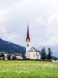 Classic Tirol view, Austria, natural landscape, summer Royalty Free Stock Photos