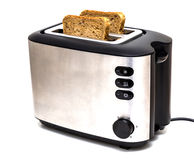 Classic toaster isolated Stock Photography