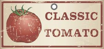 Classic tomato Royalty Free Stock Photo