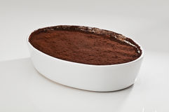 Classic, traditional tiramisu fresh cake Royalty Free Stock Photography