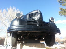Classic Truck Grill Stock Images