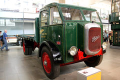 Classic truck Stock Image