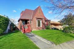 Classic Tudor style home Stock Photo