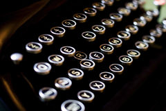 Classic Typewriter Royalty Free Stock Photos