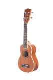 Classic ukulele Hawaiian guitar Royalty Free Stock Images