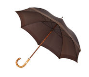 Classic Umbrella Opened Stock Photography