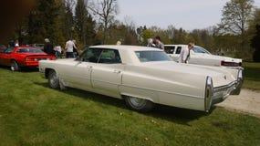 Classic US Cars, Cadillac De Ville Stock Image