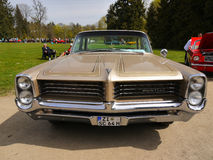 Classic US Cars, Pontiac Star Chief royalty free stock photography