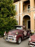 Classic US pickup Royalty Free Stock Photos