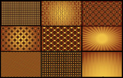 Classic vector background Royalty Free Stock Images