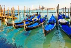 Classic venetian landscape Stock Photos